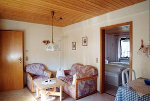 2-Zimmer-Ferienwohnung: FW