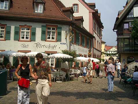 Freiburg Gasthof