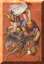 Faust in Staufen im Breisgau
