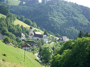 Bollschweil St. Ulrich