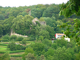 Landeck mit Burg Landeck