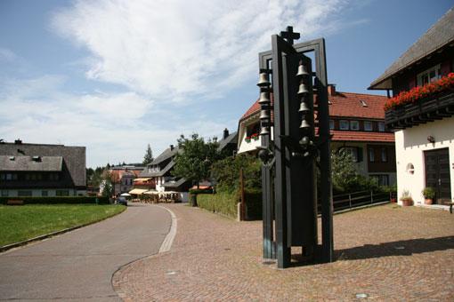 Glockenturm in Hinterzarten