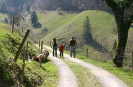 Wandern im Schwarzwald, Breisgau und Markgräflerland